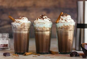 The best Cinnamon Iced Chocolate Recipe